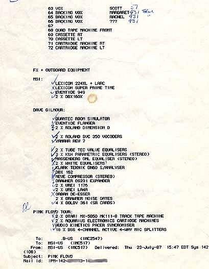 DG's FX listing