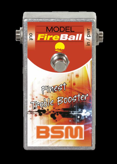 Booster Image: FireBall Treble Booster